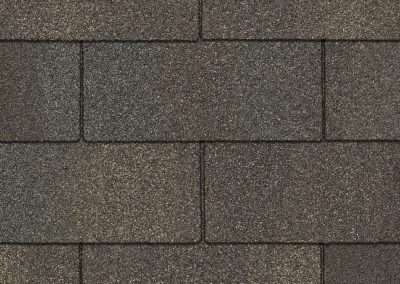 Certainteed three-tab shingle